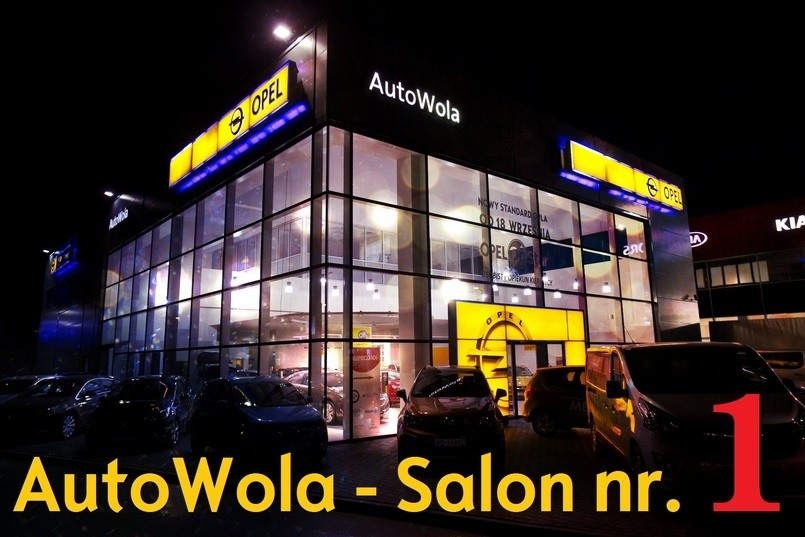 AutoWola Salon nr. 1